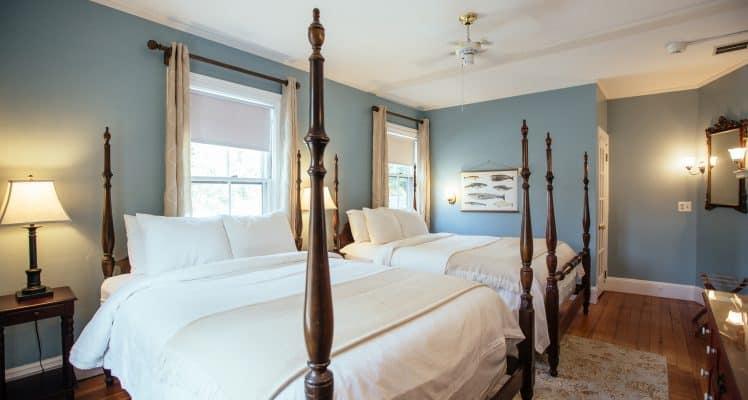 Captain Lawrence Inn – Alto room 4